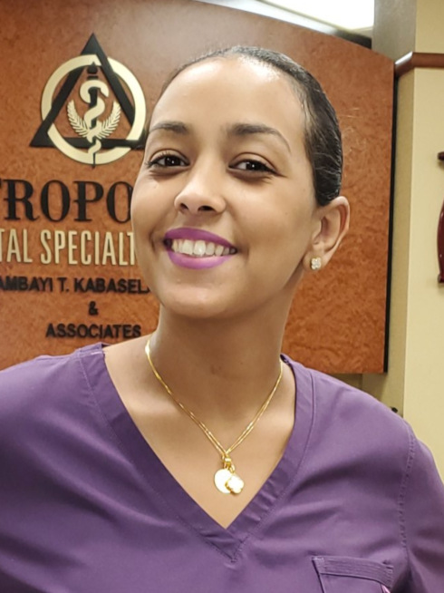 Inas at Metropolitan Dental Specialty Group